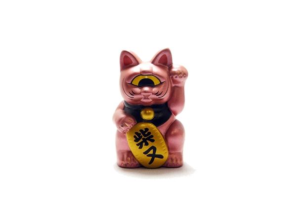 Fortune cat baby - SHIBAMATA