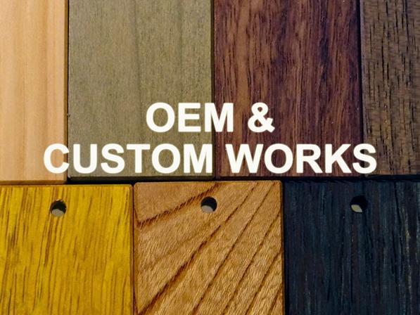 OEM / CUSTOM WORKS