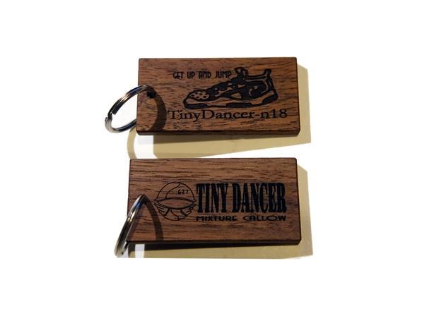 Wood Plate / TINY DANCER